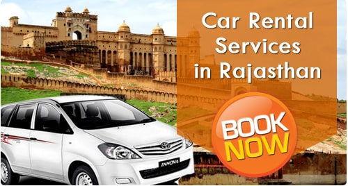 car rental in rajasthan